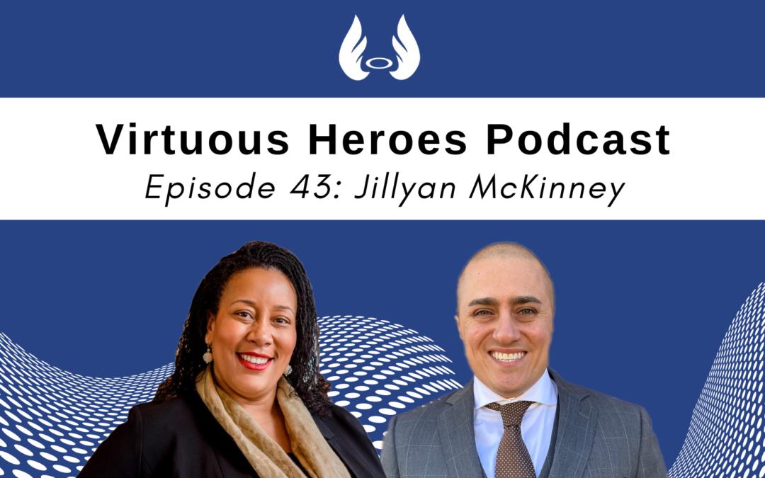 Ep. 43 – Leading & Developing Leaders w/ Jillyan McKinney
