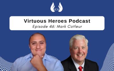 Ep. 46 – Practicing Patience in Leadership w/ Mark Cotleur